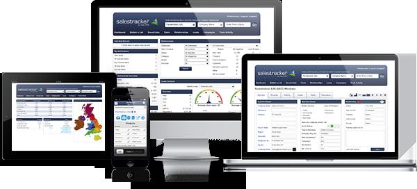 salestracker crm live data insight data