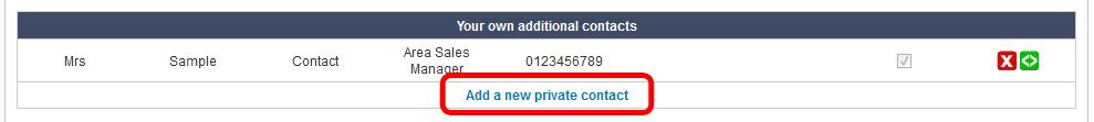 Private Records 15