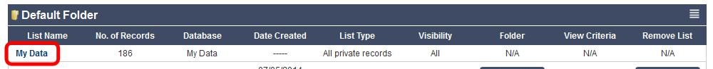 Private Records 18