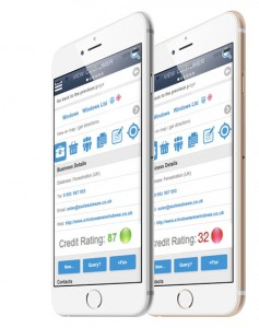 Keep up to date on customers on Salestracker