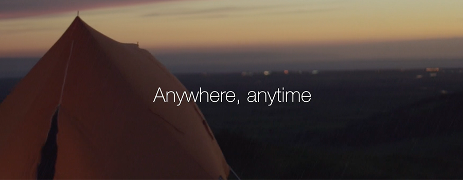 anywhere-anytime