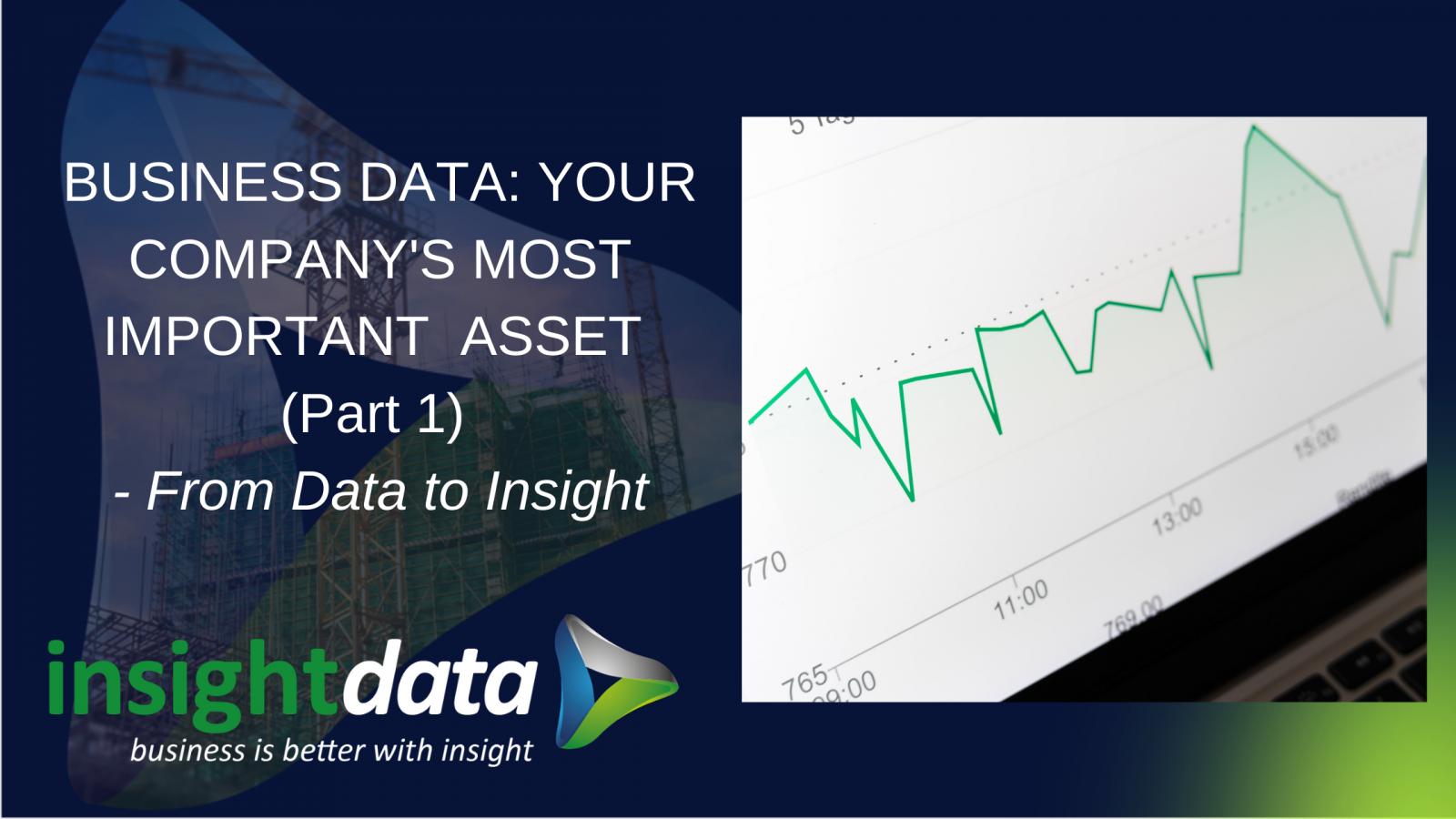 Customer data blog article card representing Insight Data