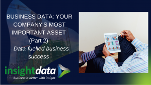 Image of intro card for Insight Data article about the importance of data