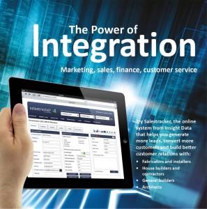 Salestracker CRM integration